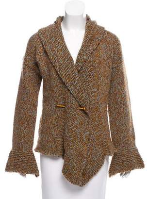 Joseph Shawl Collar Long Sleeve Cardigan