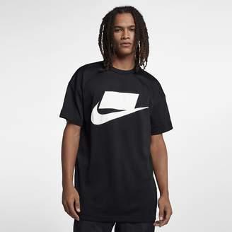 Nike Top de manga corta para hombre Sportswear. MX