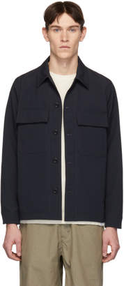 Norse Projects Navy Kyle Travel Jacket