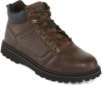M·A·C Big Mac Citrus Mens Steel Toe Work Boots