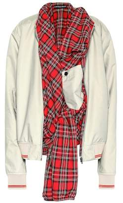 Y/Project Plaid jacket