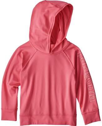 Patagonia Capilene Silkweight Sun Hooded Long-Sleeve Shirt - Infant Girls'