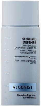 Algenist Sublime Defense Ultra Lightweight UVE Defense Fluid SPF 50