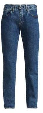 Levi's Made& Crafted Men's 511 Slim-Fit Stonewash Jeans - Mid Stone Wash - Size 31x34