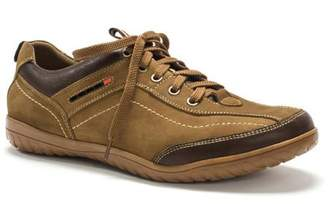 Muk Luks Casual Shoes Mens Carter Lace Up Leather Soft Lining 0016390