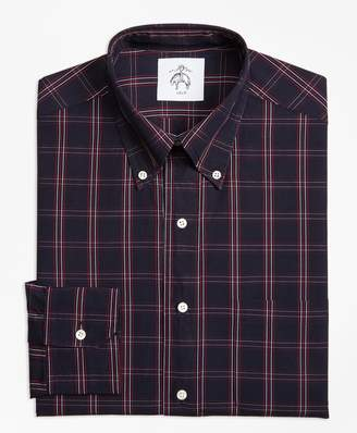 Brooks Brothers Plaid Button-Down Shirt