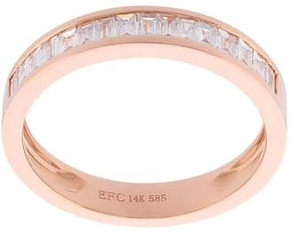 Ef Collection diamond baguette ring
