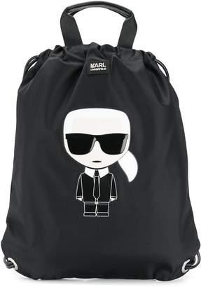 Karl Lagerfeld Paris Karlito backpack