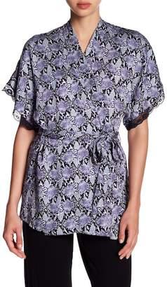 Joe Fresh Snake Print Robe