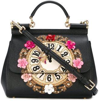 Dolce & Gabbana 'Sicily' tote $3,675 thestylecure.com