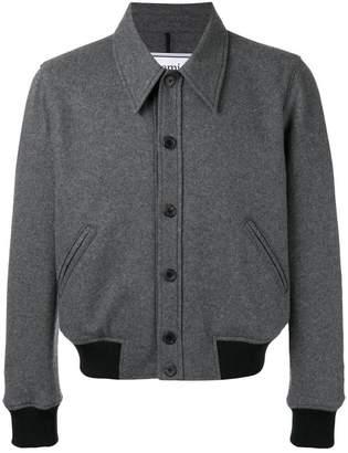 Ami Alexandre Mattiussi Jersey Jacket