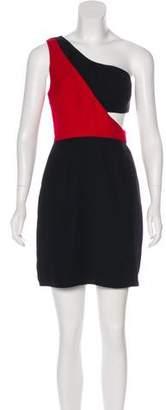 Black Halo Sleeveless Mini Dress w/ Tags