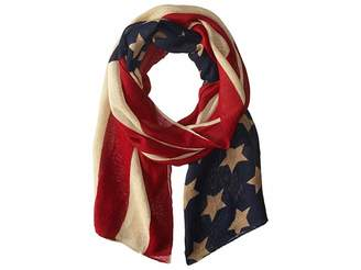 Scully Patriot Scarf