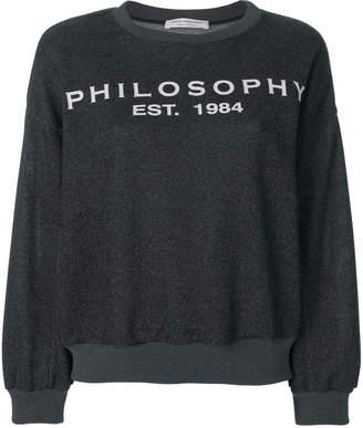 Philosophy di Lorenzo Serafini A 1710 7491555