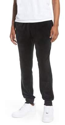Fila USA Vinny Velour Jogger Pants