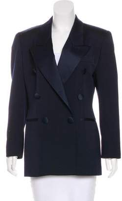 Christian Dior Double-Breasted Blazer