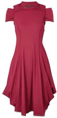 High Rhythm Striped Stretch-jersey Dress