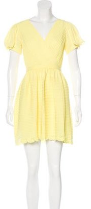 Alice by Temperley Mina Pleated Dress w/ Tags $85 thestylecure.com