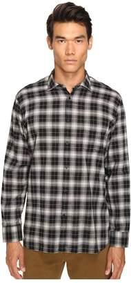 Billy Reid John T Plaid Button Up Men's Long Sleeve Button Up