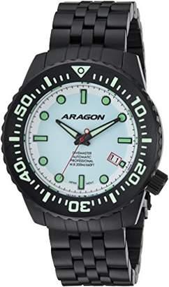evo ARAGON A263WHT Divemaster 45mm Automatic
