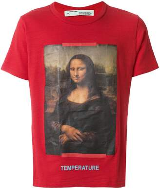 Off-White Monalisa printed T-shirt