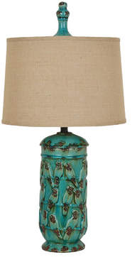 Bloomsbury Market Maulik Song Bird 34 Table Lamp