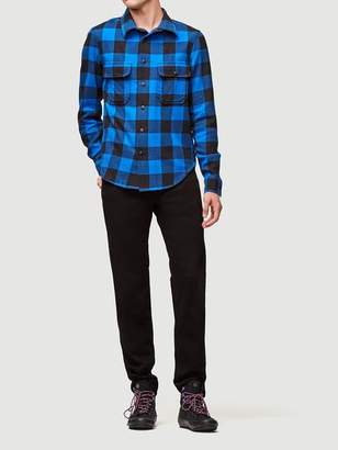 Frame Buffalo Shirt Jacket