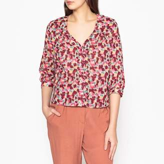 Harris Wilson Lidia Printed Buttoned Shirt