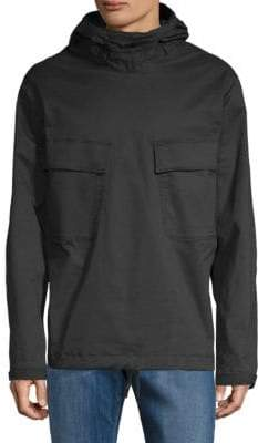 G Star Trozak Hooded Overshirt