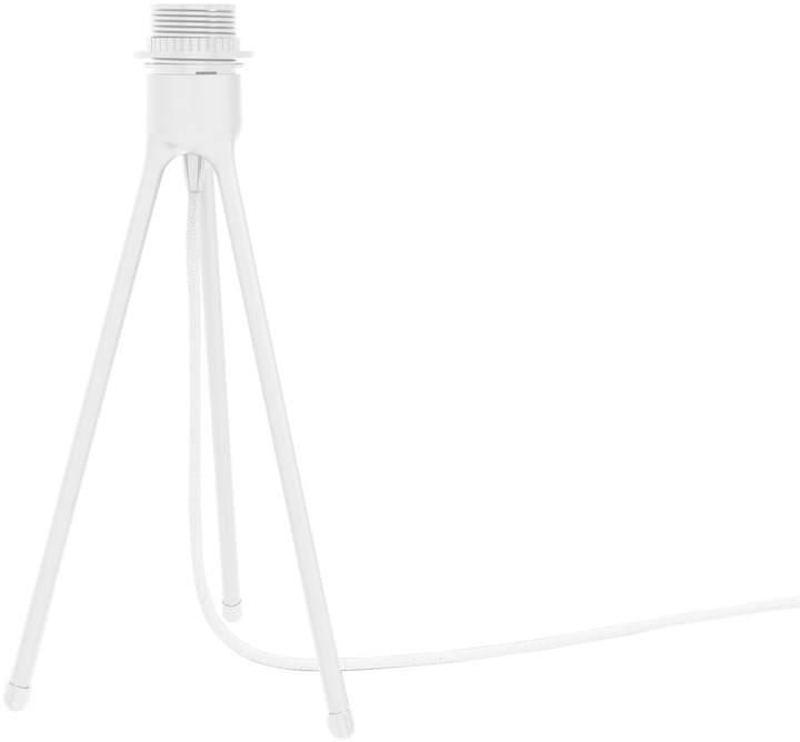 copenhagen ApS Tripod für Tischleuchten, H 37 cm, matt Weiß