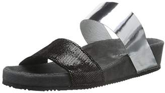 Sofie Schnoor Women's Sandals w Wide Straps Open Toe Sandals Multicolour Size: 4