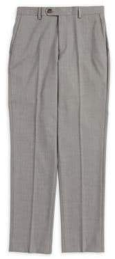 Lauren Ralph Lauren Boy's Textured Suit Pants