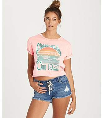 Billabong Women's Chase The Sun Tee