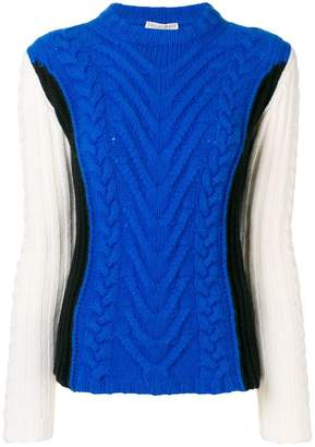 Emilio Pucci colour block jumper