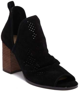 Chinese Laundry Sacred Split Shaft Suede Bootie