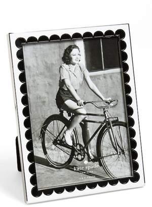 "Kate Spade Pierrepont Place - half dot frame - 5\""x7\"""