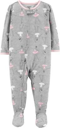 97077718b Girls Ballerina Pajamas - ShopStyle