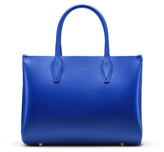 Lanvin Mini Electric Blue Journee Bag