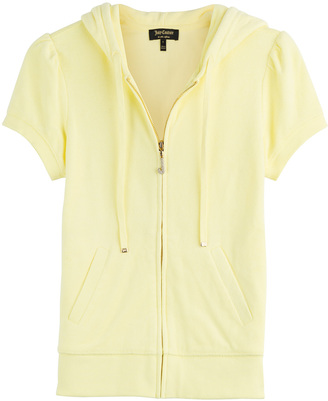 Juicy Couture J Bling Terrycloth Jacket $145 thestylecure.com