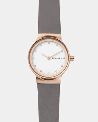 Skagen Freja Grey Analogue Watch
