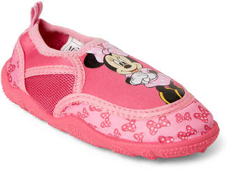Minnie Mouse (Toddler Girls) Pink Character Water Shoes