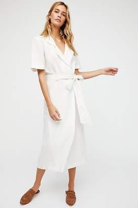 Free People Klara Wrap Dress