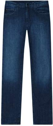Giorgio Armani Straight Leg Jeans