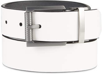 Kenneth Cole Reaction Men's Reversible Cut-Edge Belt