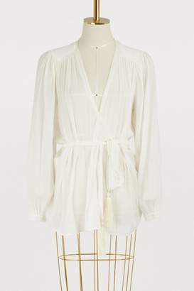Forte Forte Belted blouse