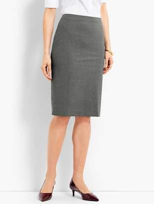 Talbots Seasonless Wool Pencil Skirt