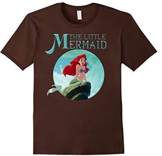 Disney Little Mermaid Ariel Splash Rock Graphic T-Shirt