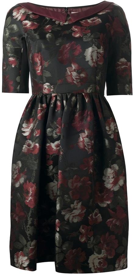 Antonio Marras printed dress