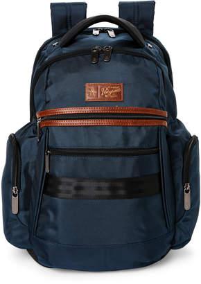 Original Penguin Navy Classic Laptop Backpack