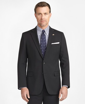 Brooks Brothers Fitzgerald Fit Two-Button 1818 Suit